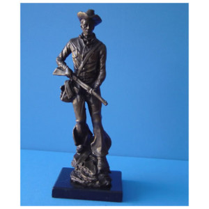 Arizona Cowboy - Bronze Statue