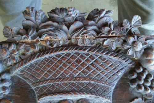 French Provincial restoration before restoration