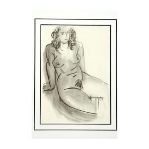 Henri Matisse - Seated Nude