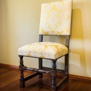 Louis XIV Repoduction Dining Chair